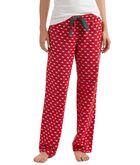 Santa Whale Lounge Pants
