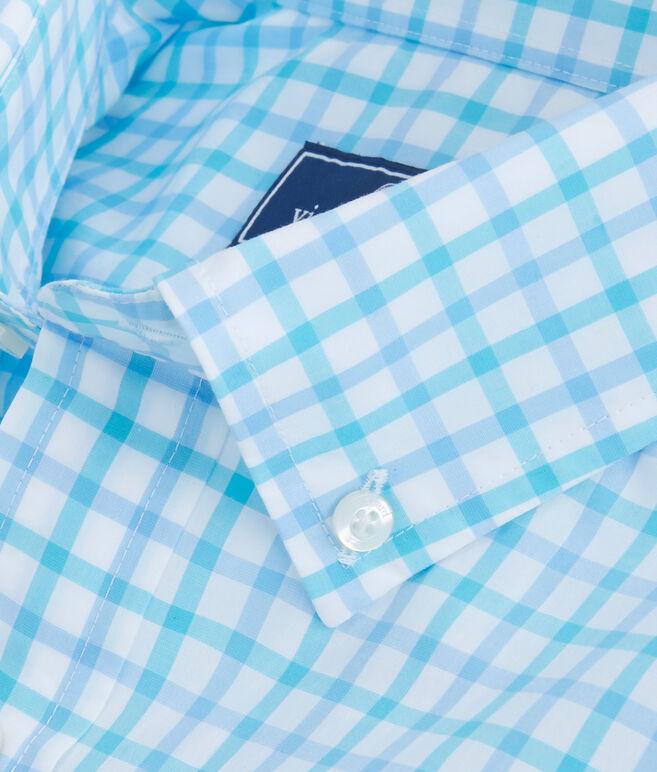 The Marls Tattersall Classic Stretch Murray Shirt
