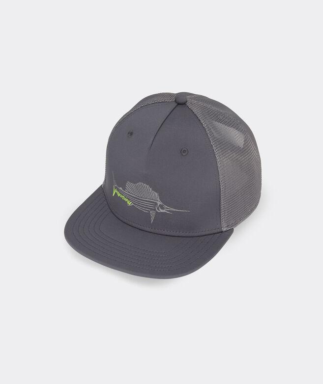Sailfish Performance Trucker Hat
