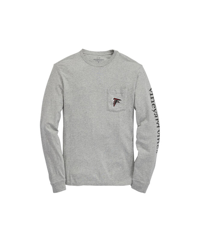 Atlanta Falcons Long-Sleeve EDSFTG Tee