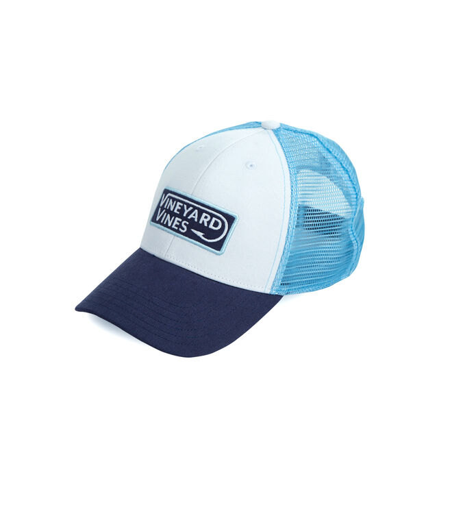 vv Hook Patch Trucker Hat