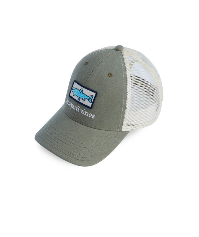 Trout Patch Trucker Hat