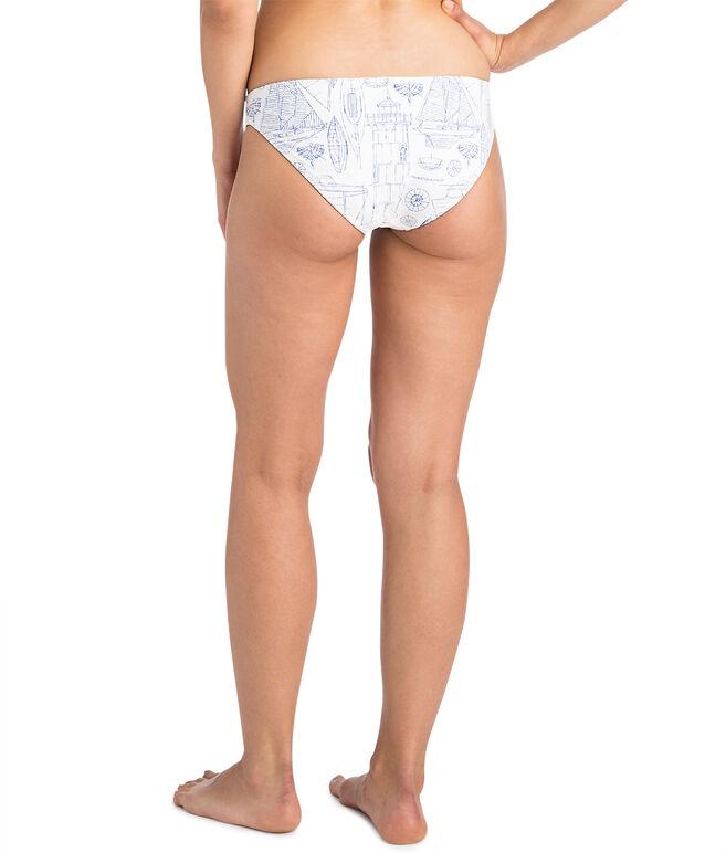 Schematic Reversible Bikini Bottom