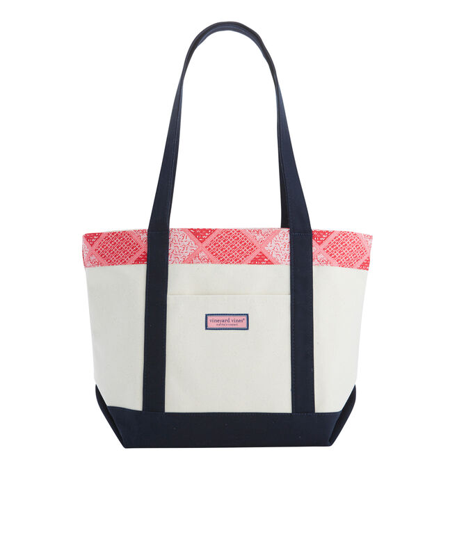 Kentucky Derby Patchwork Classic Tote