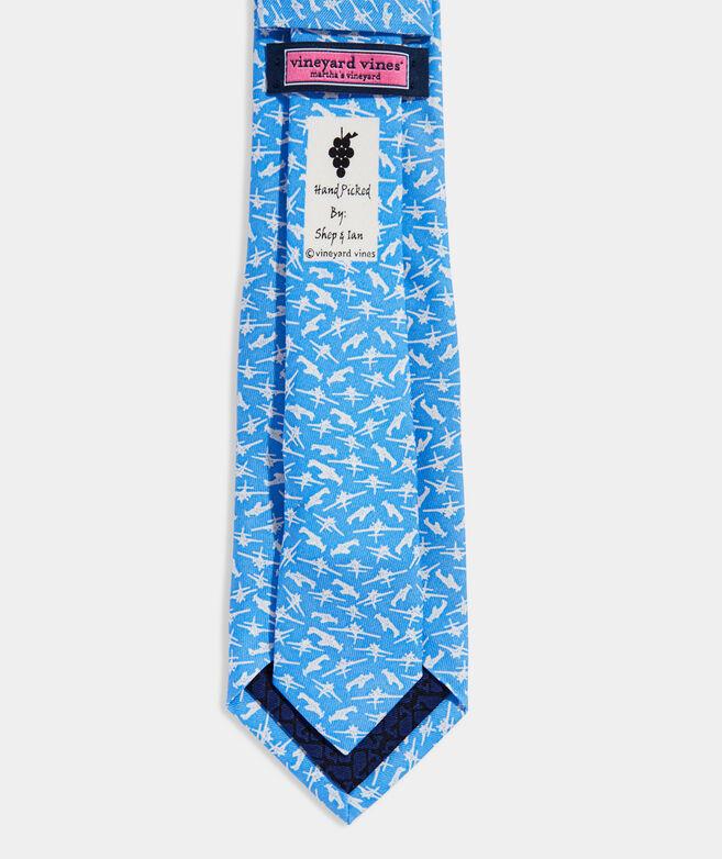 Boys' Jet Set Printed Tie