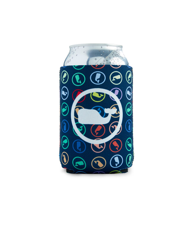 Whale Dot Coozie