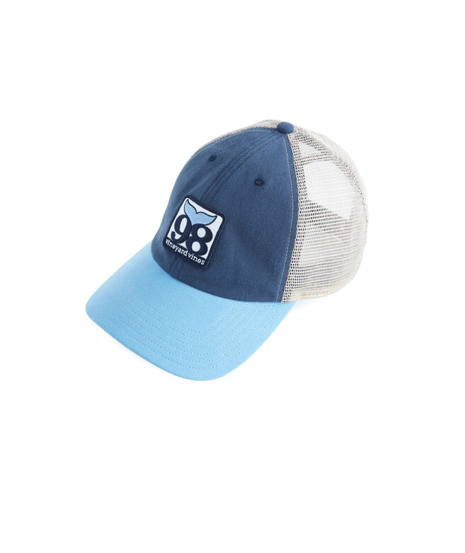 Low Profile Deconstructed 98 Patch Trucker Hat