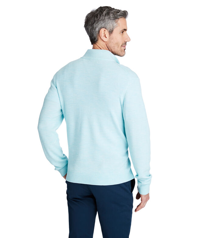 Morse 1/4-Zip Sweater