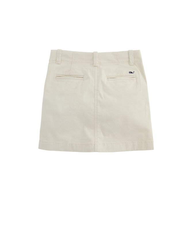 Girls Solid Every Day Skirt