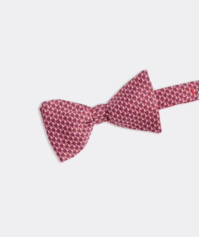USA Printed Bow Tie