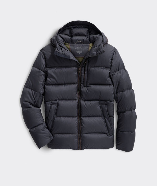 Nor'easter Quilted Puffer Jacket