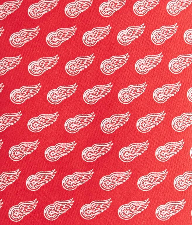 Detroit Red Wings Logo Boys Tie