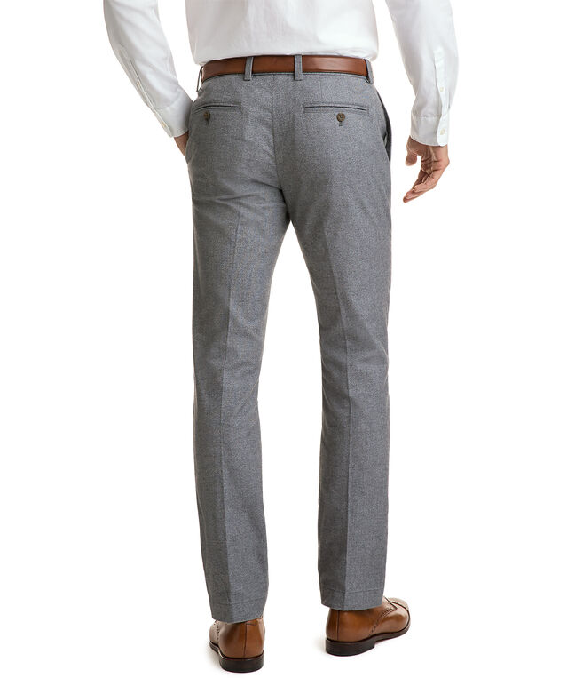 Charcoal Oxford Burgee Pants