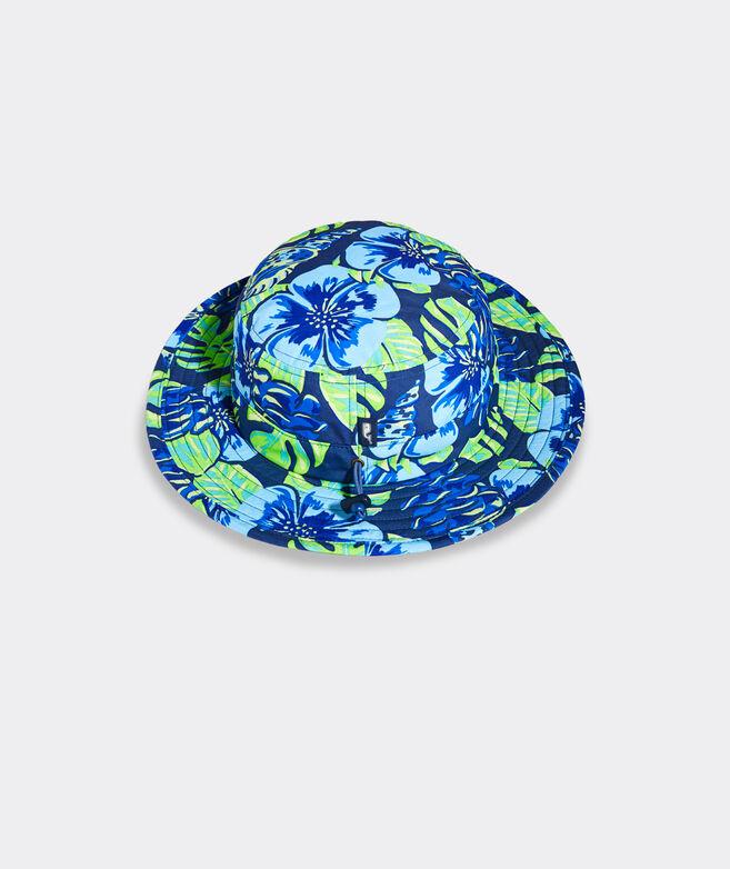 Island Leaves Performance Bucket Hat