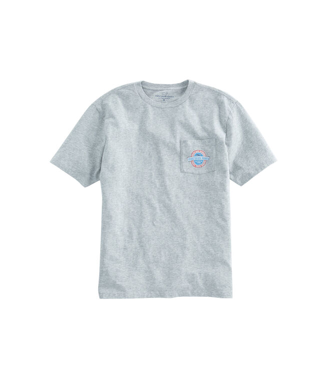 Every Day Label Pocket T-Shirt