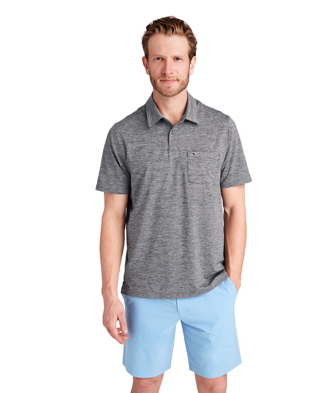 St. Kitts Solid Bowline Fit Polo