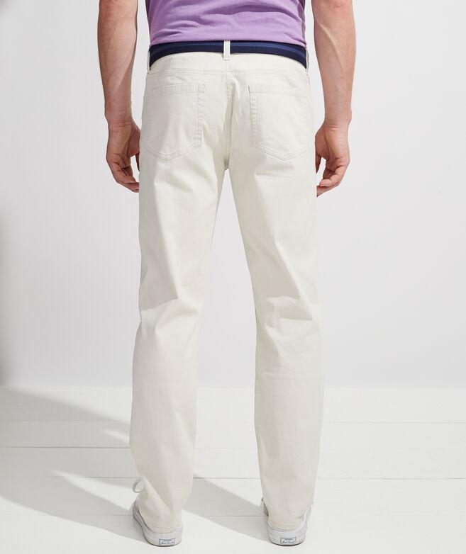 Island 5-Pocket Pants