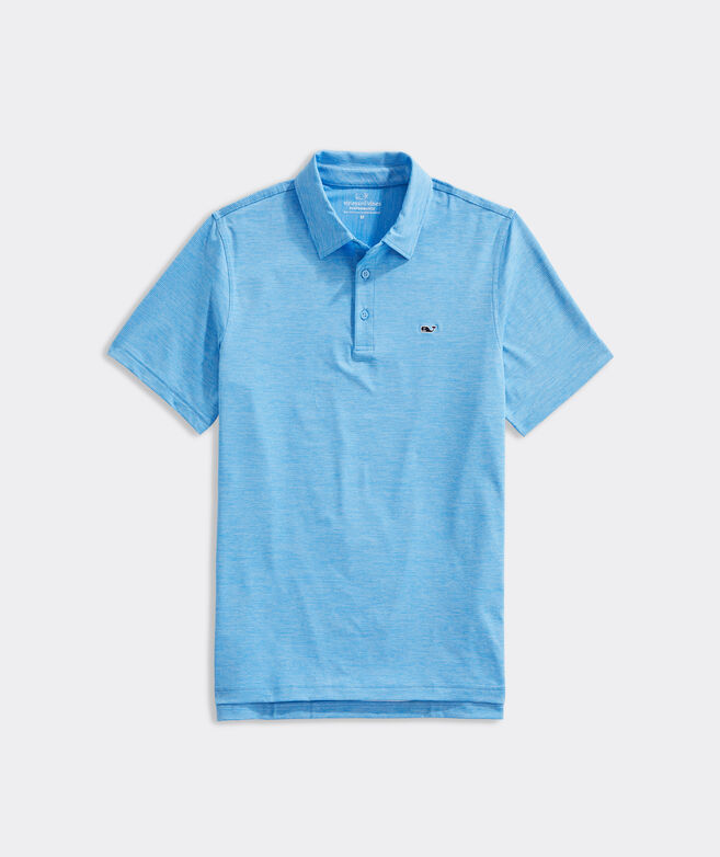 Destin Stripe Sankaty Polo
