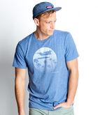 Plane & Palms Island T-Shirt