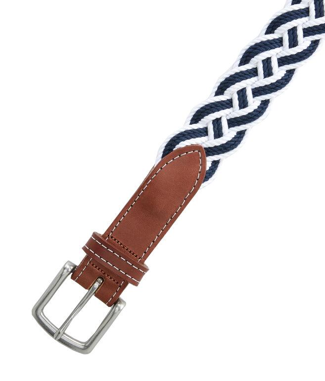 Multi Braided Rope Belt