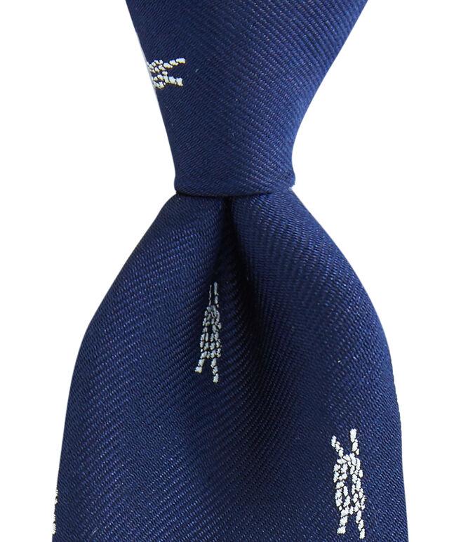 Kennedy Knots Skinny Tie