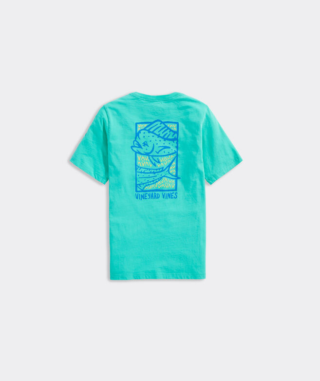 Boys' Mahi-Mahi Short-Sleeve Tee