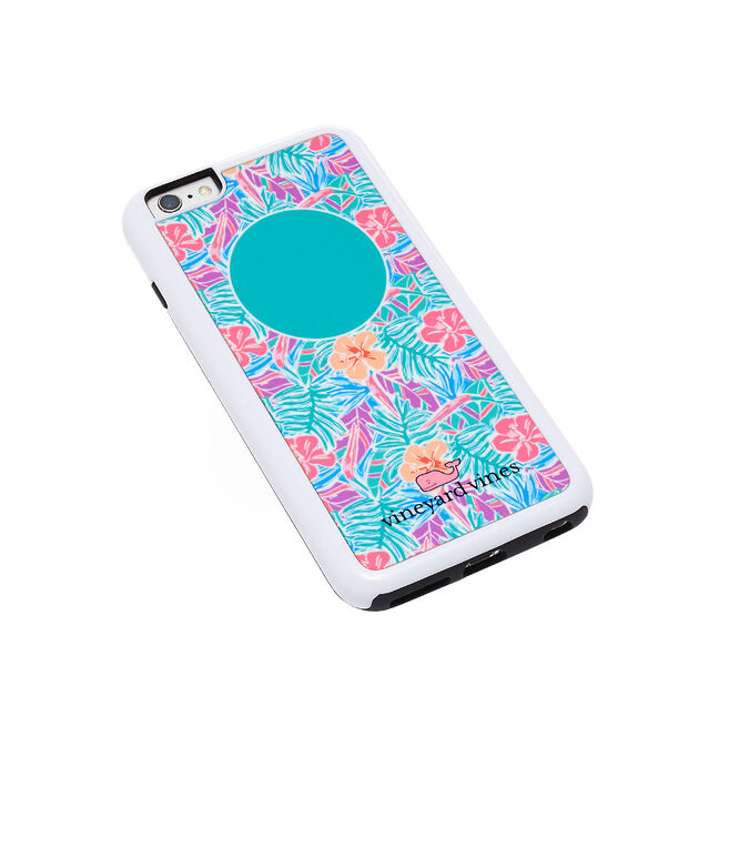 Monogrammed Gulf Tropical Chappy iPhone 6 Plus Case