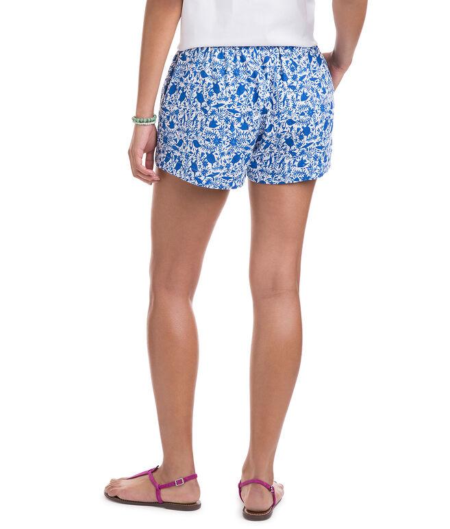 Bahamas Otomi Pull On Shorts