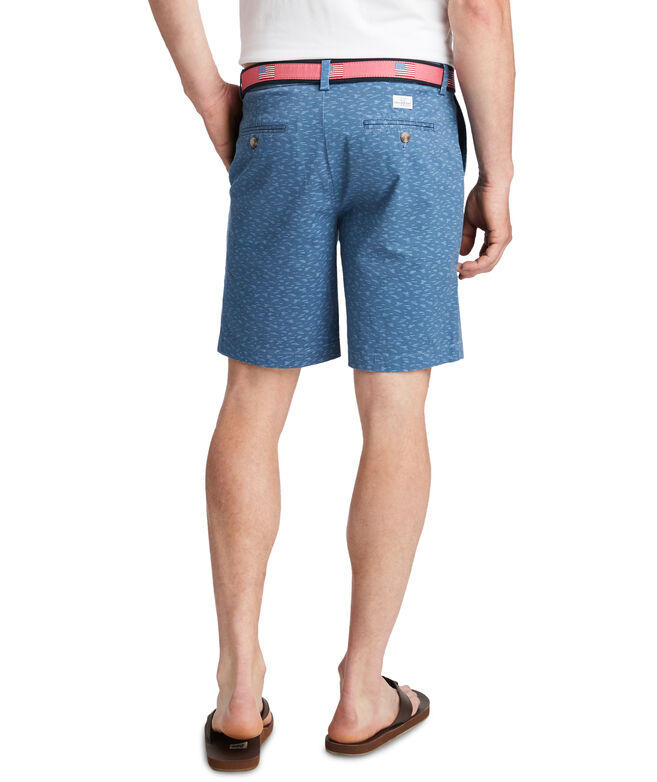 Calm Waves 9 Inch Stretch Breaker Shorts