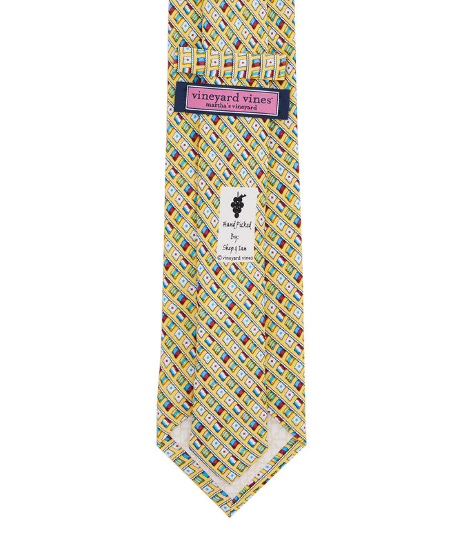 EDSFTG Flags Printed XL Tie