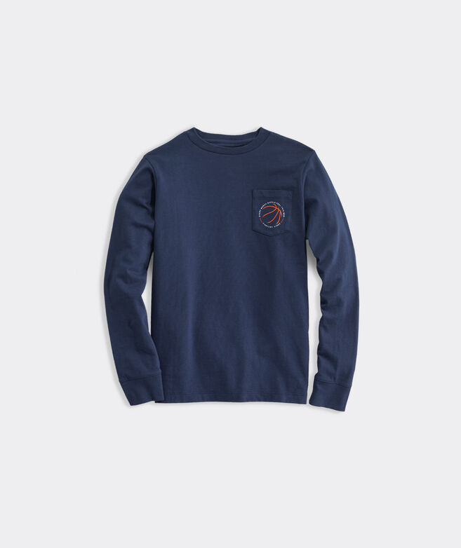 Boys' Let The Madness Begin Long-Sleeve Performance Tee
