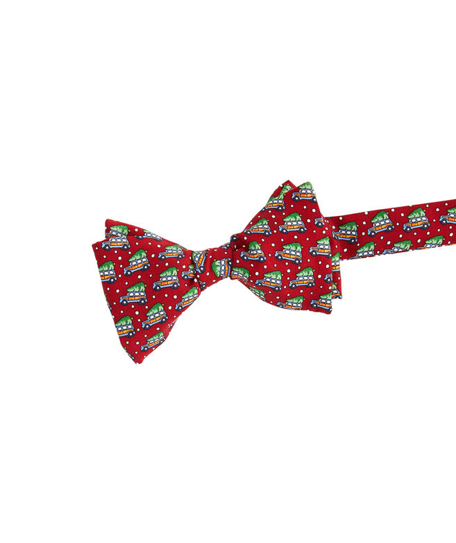 Woody & Tree Bow Tie