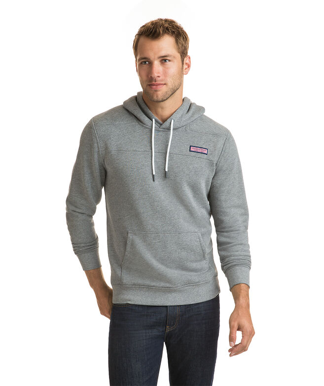 Pullover Washed Hoodie Shep Shirt
