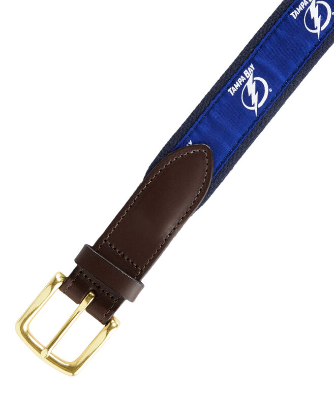 Tampa Bay Lightning Belt