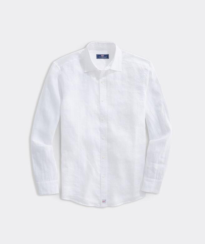 Linen Solid Shirt