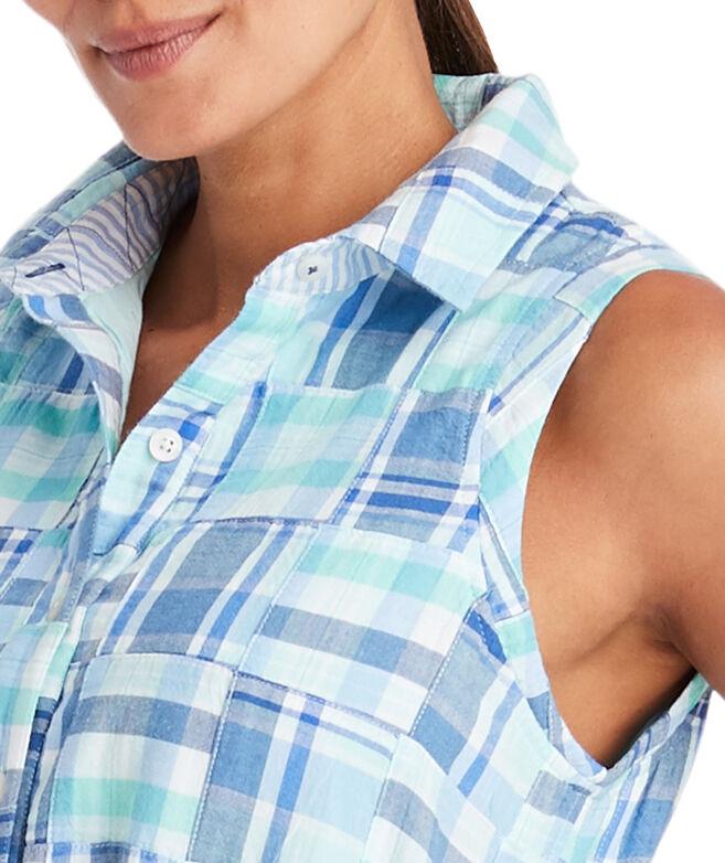 Madras Margo Shirt Dress