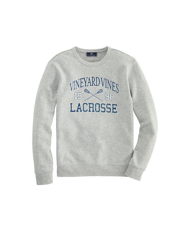 Vintage Lacrosse Crewneck Sweatshirt