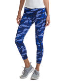 Performance Camoflauge Reversible Leggings