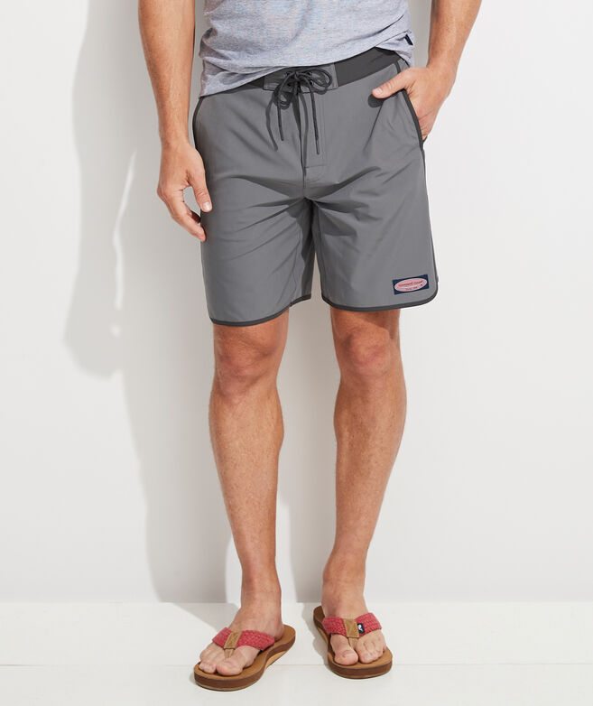 Scalloped Board Shorts