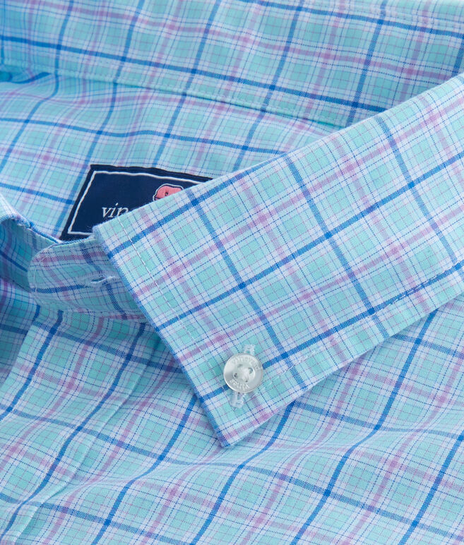Fort Pond Plaid Classic Murray Shirt