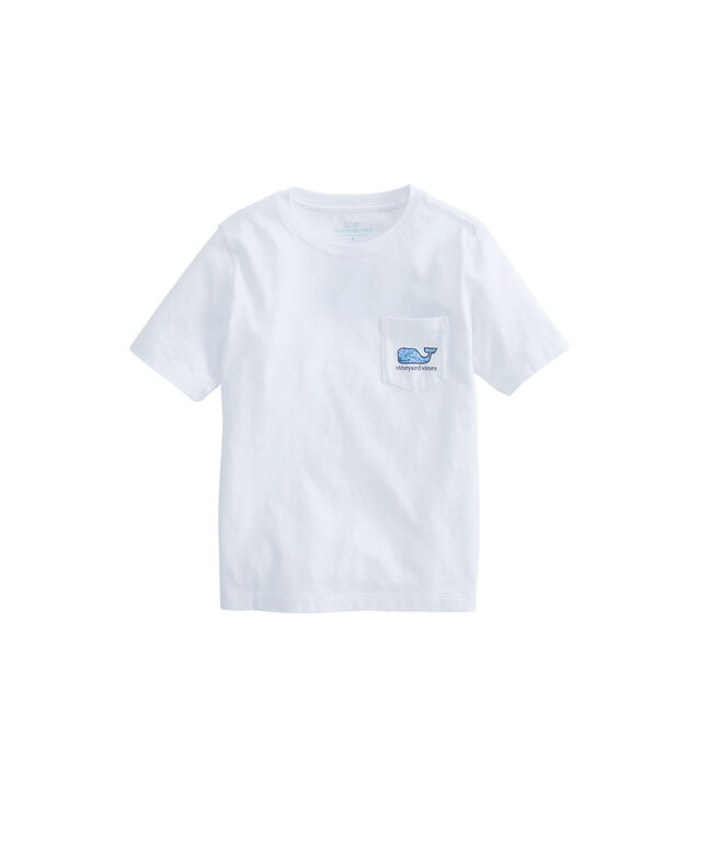Boys Tarpon Sketch Pocket T-Shirt