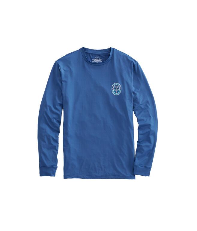 Long-Sleeve Performance Tuna Tail T-Shirt