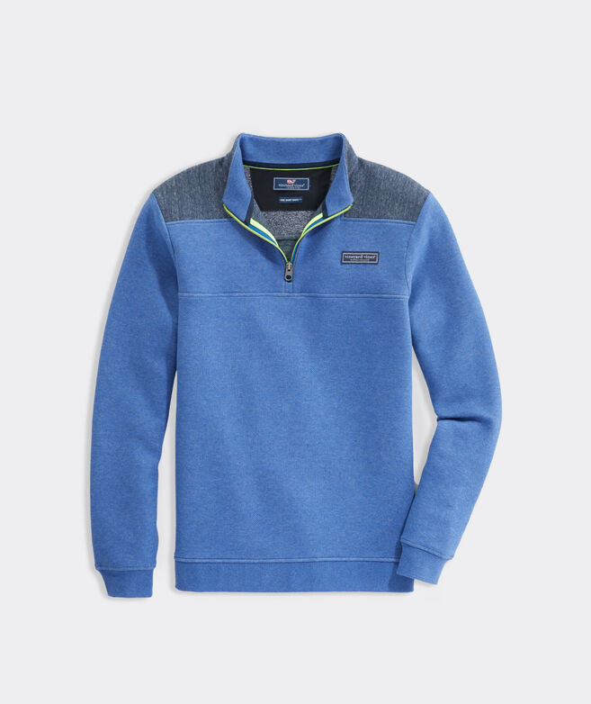 Saltwater Fleece Shep Shirt