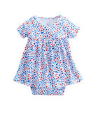 Girls Stars And Whales Onesie