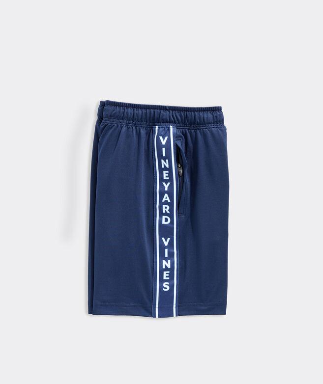 Boys' Side Taped Lacrosse Shorts
