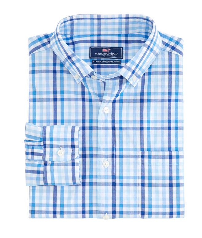 Atala Tattersall Classic Murray Shirt