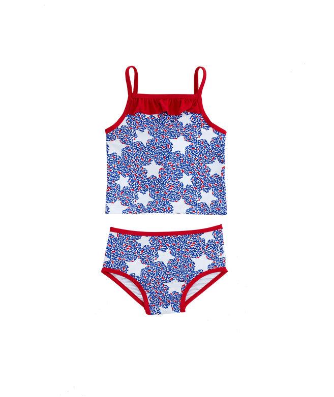Baby Girl Whale Stars Tankini