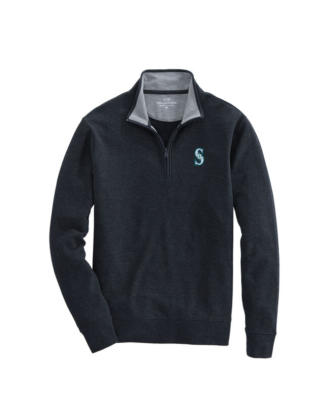 Seattle Mariners Saltwater 1/4-Zip