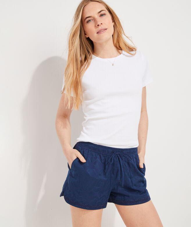 Burnout Pull-On Shorts