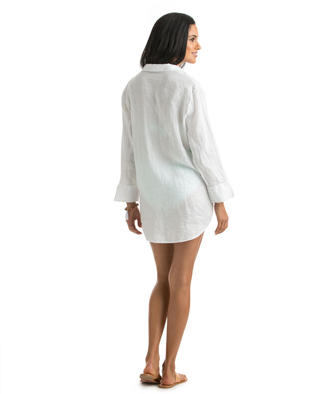 Solid Lined Lucaya Cover-Up